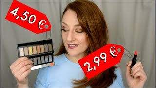 LE MEILLEUR MAKE UP À - 5€ : Mon Top 10 !