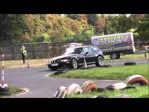IV runda RMW 2015 - Adrian Jachna - BMW Z3 4.4 V8