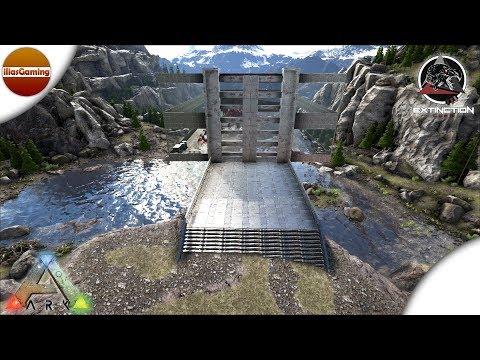 Ολοκληρώνουμε την είσοδο της βάσης! ARK Extinction Core E18 (Greek gameplay)