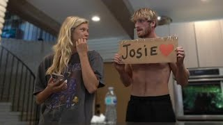 Logan Paul and Joṡie Canseco Being Cute Couples for 6 Minutes.......Couple Goals :)