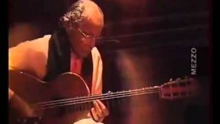 Baden Powell - Lenda do Abaeté (ao vivo)
