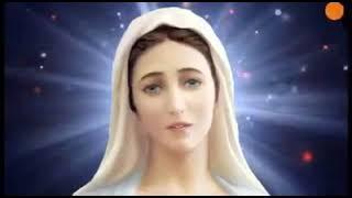 'O TEMPO ESTÁ ACABANDO' Mensagem de Nossa Senhora ao vidente Marcos Tadeu em 14/09/2014