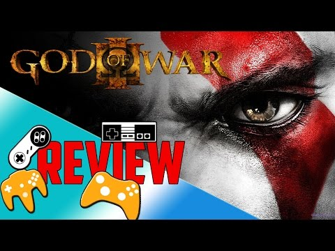 RESEÑA: God of War III Remastered - PS4 HD