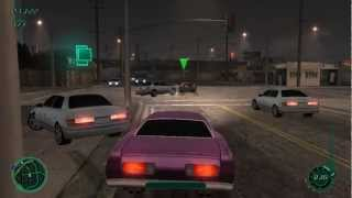 Midnight Club 2: PC gameplay