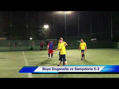 "Spidercam S-Cup 2018: Highlights Spring Cup 6vs6 ""Sampdoria vs Boys Doganella"""