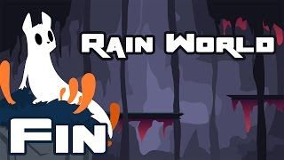 Let's Play Rain World - Finale - My Brain Hurts!