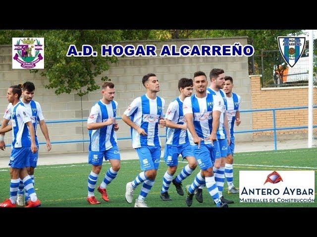 PATROCINIO 1 - 4   HOGAR ALCARREÑO .14 -9 -2019 -ANTERO AYBAR