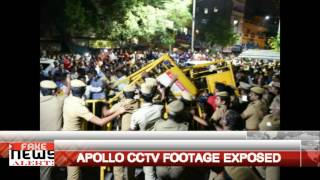 APOLLO CCTV FOOTAGE LEAKED - JAYALALITHA DEATH MYSTERY REVEALED