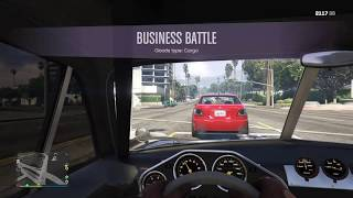 GTA 5 Online - A Casual Drive In First Person View