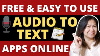 FREE & Easy-To-Use Audio To Text Apps Online screenshot 5
