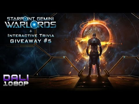 Starpoint Gemini Warlords + Interactive Trivia Giveaway #5 [CLOSED]