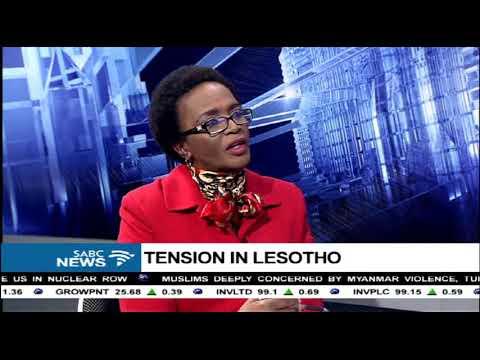 Lesotho senior defence force officers confirmed dead: Sophie Mokoena