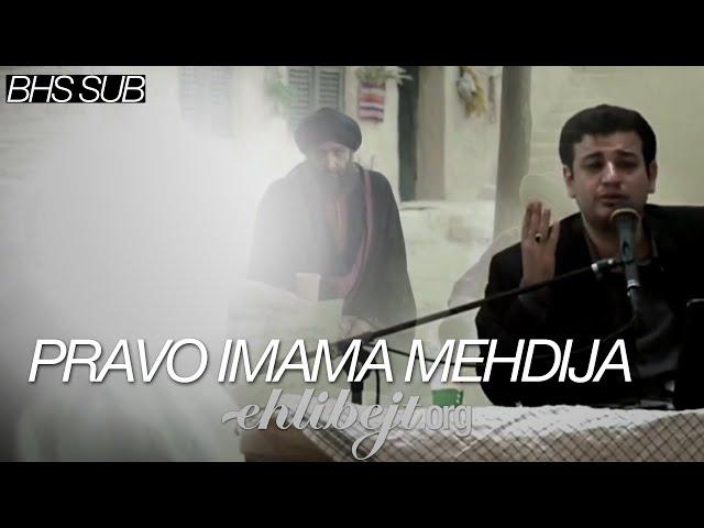 Pravo Imama Mehdija - prof. Aliakbar Raefipour
