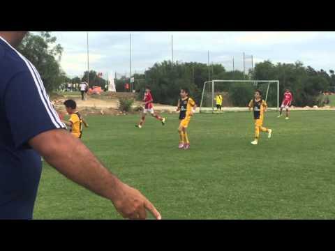 Ayia Napa 2016 Match 2 OSFP (2005) vs AEL
