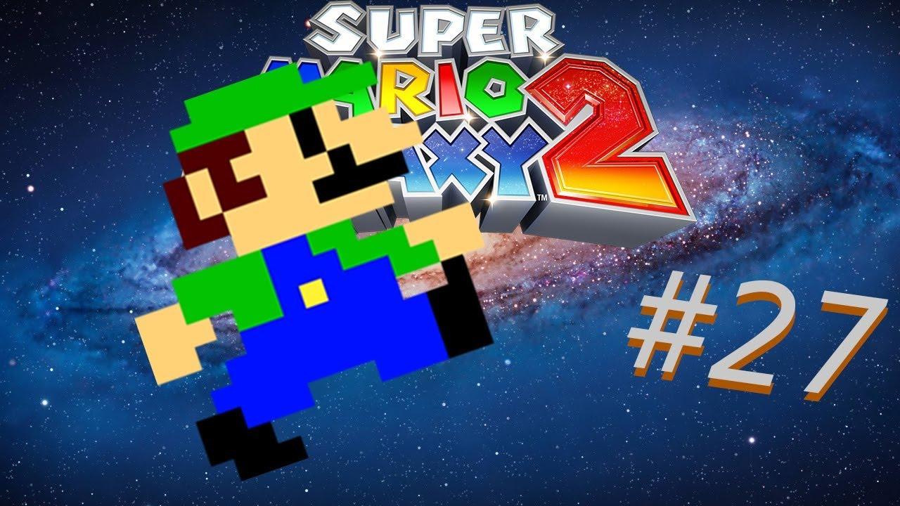 Lila Münzen Auf Luigi Lets Play Super Mario Galaxy 2 Part 27