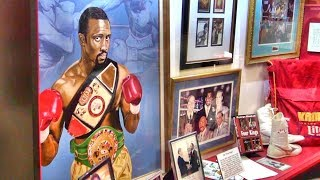 Nevada Boxing Hall of Fame- A tour of their brand new facility