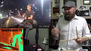 Drum Teacher Reacts to Matt Cameron of Pearl Jam - Even Flow - Episode 4
