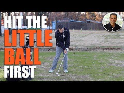 Hit the Little Ball First