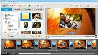 Easy Slideshow Maker - Brilliant Photo Slideshow in 5 Minutes!
