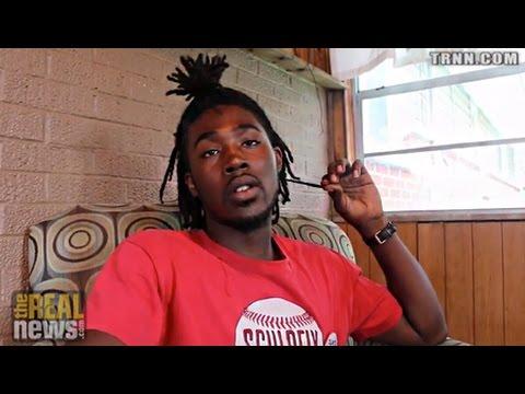 Ferguson Poet Aks Police To Think