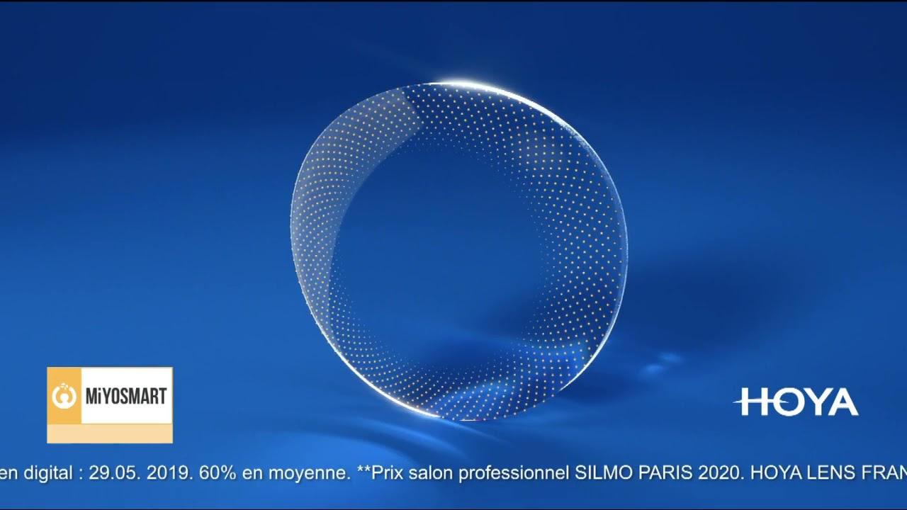 """Musique de la pub verres MiYosmart Hoya """"innovation for vision""""  2021"""