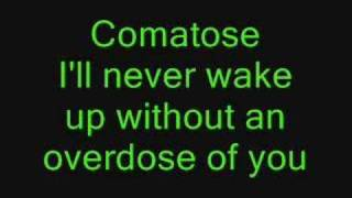 Comatose-Skillet (With Lyrics)