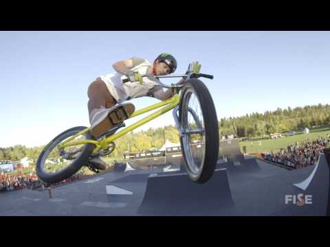 Highlight UCI BMX Freestyle Park World Cup - FISE World Edmonton 2016