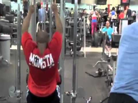 Fouad Abiad Back Day w/ Heavy D and The Wrath 2013