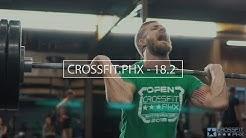 18.2 - The Crossfit Open @ Crossfit PHX - Scottsdale - Arizona