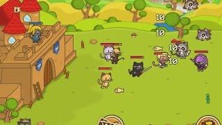 Флеш игра - Коты ударная сила - Последняя Битва