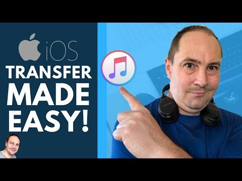 iOS File Transfer Made Easy!
