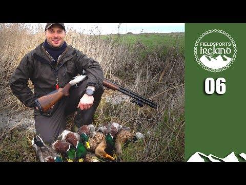 Irish Duck Hunt  - Fieldsports Ireland, episode 6