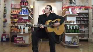 Janice Long Presents - Frank Cinelli - Fortune Teller Song (Scandinavian Kitchen Sessions)