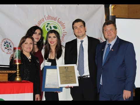 Dr. Mahmoud Orra honored at 2018 Lebanon Day in Cleveland