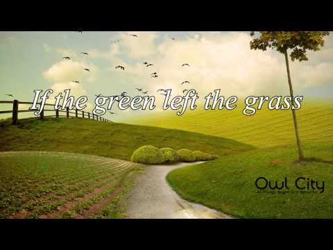 Owl City - Honey and the Bee [Lyrics]