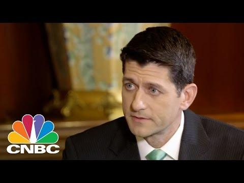 Paul Ryan: 'We'll Make It Work If It Happens' (Full Interview) | Speakeasy | CNBC
