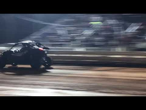 Clip Of A Ride Of A Lifetime At Williams Grove Speedway In A Maverick X3 - Sept 2018