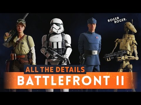 ► DETAILS YOU NEED TO KNOW! - Star Wars Battlefront 2 (No Season Pass, Space Battles & Eras)