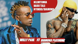Willy Paul ft Diamond Platnumz- Interview With Wasafi TV