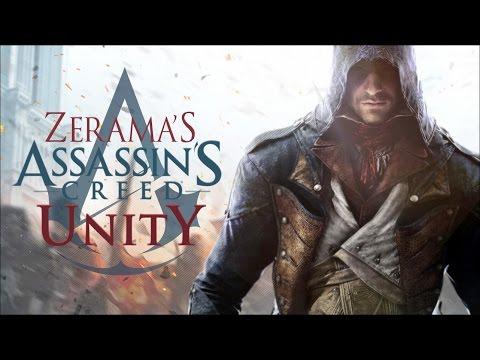 [제라마] 어쌔신 크리드 유니티 33화 - 암유발실력퇴화 (Assassin's Creed Unity)