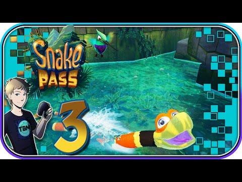 Snake Pass Slitherthrough - Part 3: Ssssslippery Sssstruggles!
