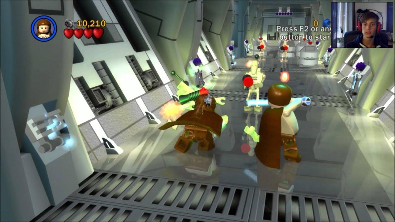 lego star wars spel