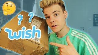 Die MYSTERY BOX von WISH! - Das ist drin 😳