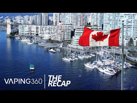 RIP Vaping in Canada? Popular E-juice Co. Files Bankruptcy, Vape Giveaway and More | The ReCap