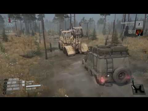 spintires mudrunner xbox one gameplay gaming series ep. Black Bedroom Furniture Sets. Home Design Ideas