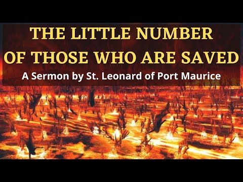 The Little Number of Those Who Are Saved