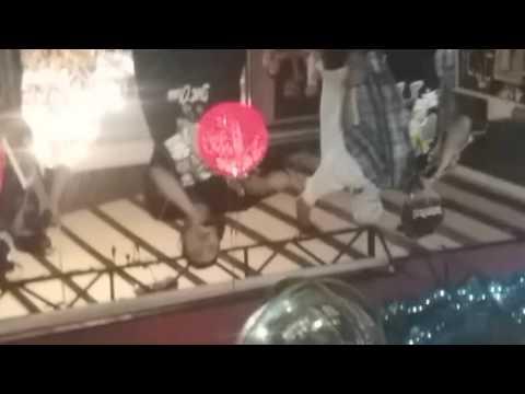 Mamborap prende el hachis en vivo