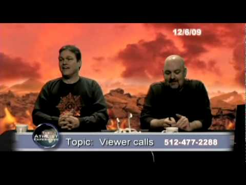 Objections to Zeitgeist (the movie) | Steve - Austin, TX | Atheist Experience #634
