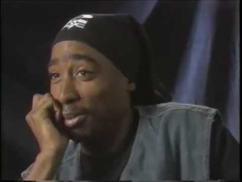 2Pac Interview About Janet Jackson (Poetic Justice/AIDS)