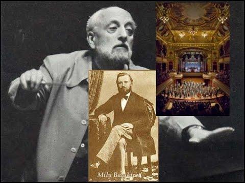 Balakirev:Thamar-Symphonic Poem-Ansermet & L'Orchestre De La Suisse Romande-mono Lp-circa 1954